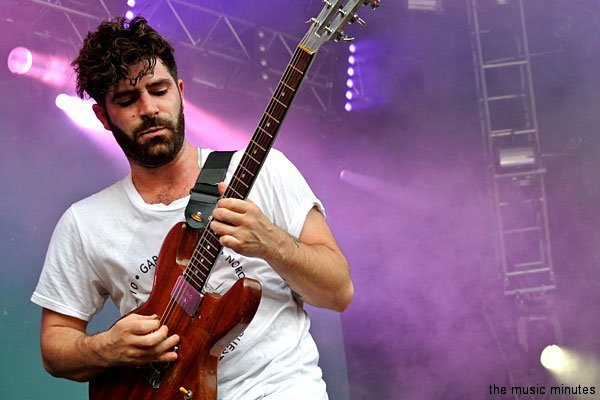 Foals am OpenAir in St. Gallen