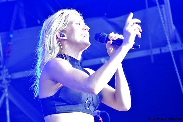 Ellie Goulding am OpenAir in St. Gallen