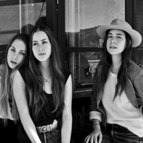 "Haim: Debüt ""Days Are Gone"" im September"