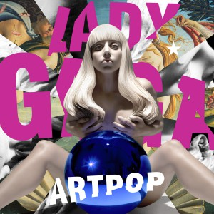 ARTPOP Cover - CMS Source