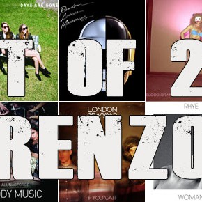 Best of 2013 – according to Renzo