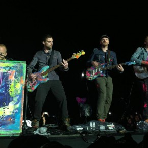 Coldplay: Exklusiv-Gig in München