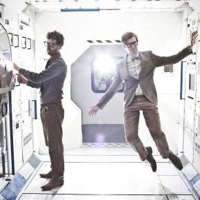News from Space: Public Service Broadcasting live