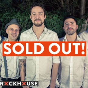We Still Believe! - Frank Turner live im Rockhouse Salzburg