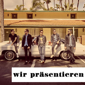 Arkells am 26. November im Strom
