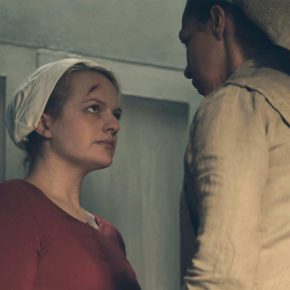 handmaids tale, elisabeth moss, ofred